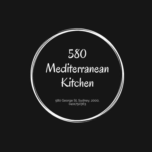 580 Mediterranean Kitchen